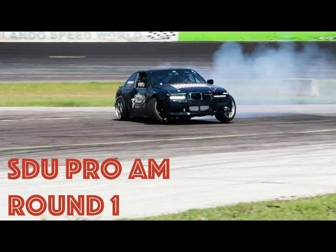 HOW TO BE A PROFESSIONAL DRIFTER WIN