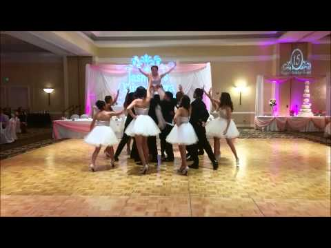 Tiempo de Vals   Quinceanera Waltz   Quinceañera Vals   Fairytale Dances
