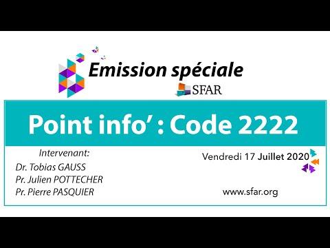 Point info': Code