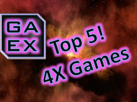 Top 5 Best 4X Games 2012-2016