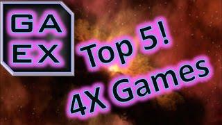 Top 5 Best 4x Games 2012-2016
