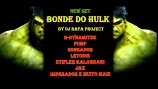 New Mega Set Bonde do hulk 2015   Motivação Rap Maromba