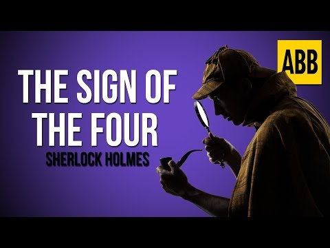 Sherlock Holmes: THE SIGN OF THE FOUR - FULL AudioBook