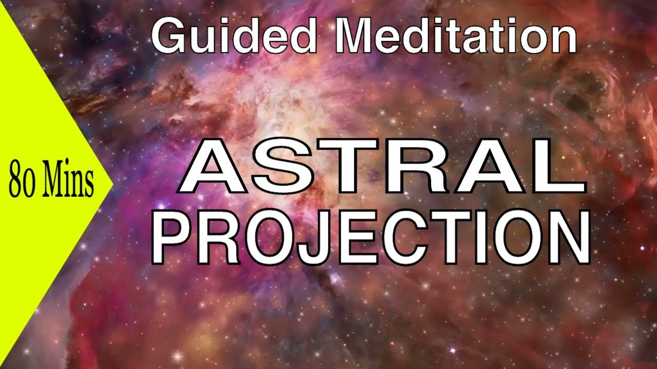 Astral Projection Guided Meditation | Awesome For Sleep