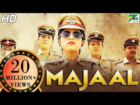 Majaal (HD) New Action Hindi Dubbed Movie | Jana Gana Mana  | Ayesha Habib, Ravi Kale