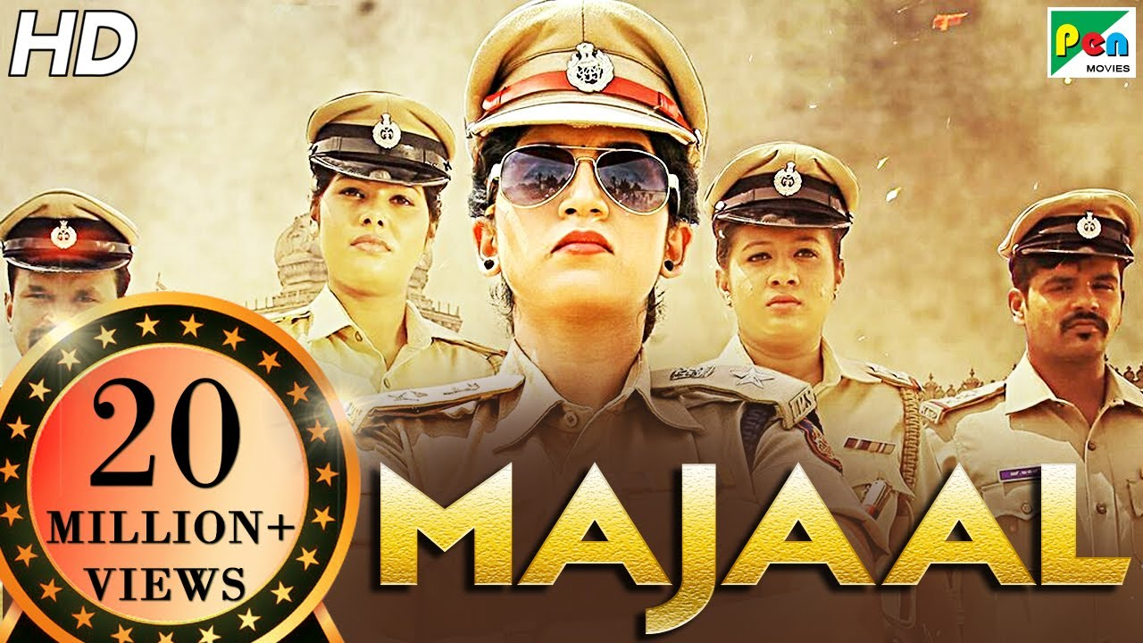 Majaal (HD) New Action Hindi Dubbed Movie | Jana Gana Mana  | Ayesha Habib, Ravi Kale