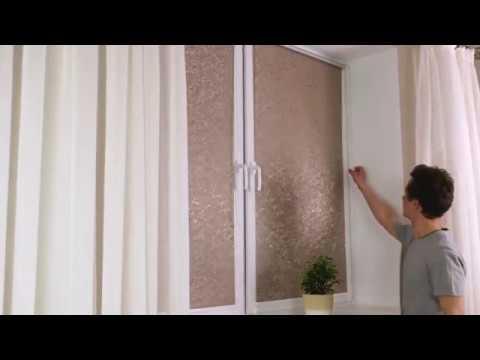 Светонепроницаемые рулонные шторы (Blackout roller blinds) - YouTube