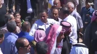 سعيد العمرو.. قضى برصاص الاحتلال في القدس والكرك تشيعه