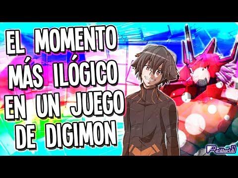 El Momento Más Loco Y Enfermo En Un Juego De Digimon.