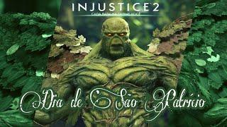 Injustice 2: VERDE NO CORAÇÃO - Evento do Dia de São Patrício