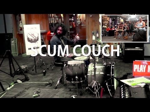 Scum Couch - Live At Guitar Center