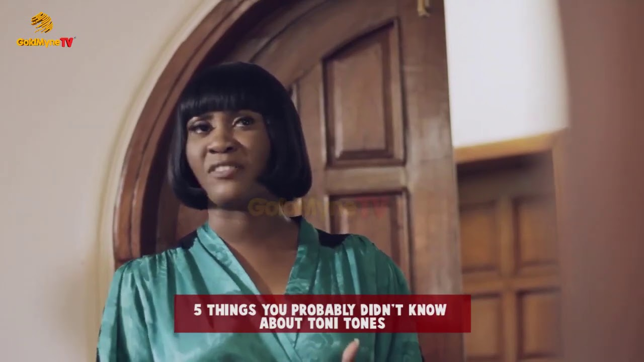 Download 5 THINGS YOU PROBABLY DIDN'T KNOW ABOUT ACTRESS TONI TONES