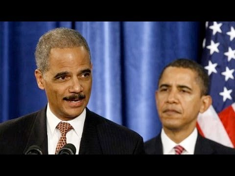 Lack of Criminal Prosecutions Linked to Obama and Holder's Wall St. Connections