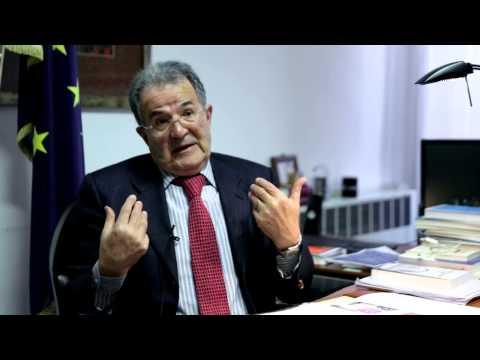 Intervista a Romano Prodi