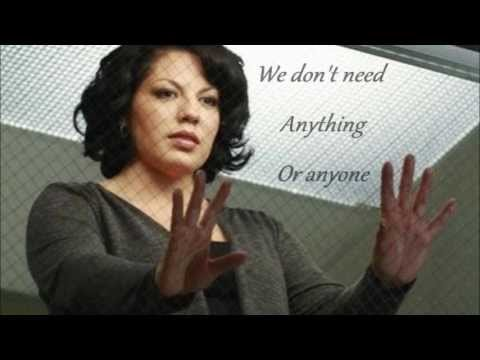 Chasing Cars - lyrics (Grey's Anatomy Cast)
