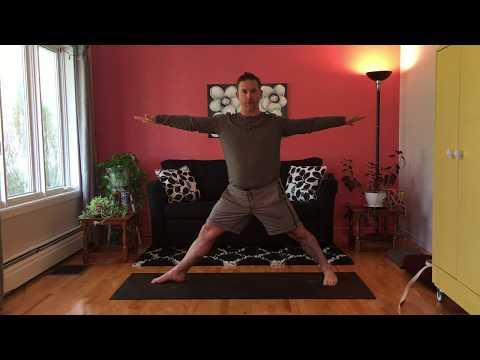 10 minutes de yoga pour stopper notre anxiété et retrouver notre calme intérieur.