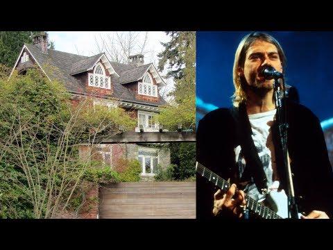 Dana McKenzie - Kurt Cobain And Courtney Love's Old House On Sale For $7.5 million