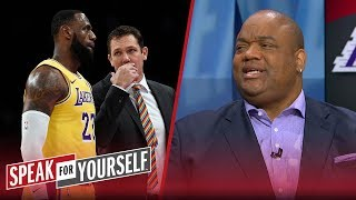Whitlock and Wiley on Luke Walton