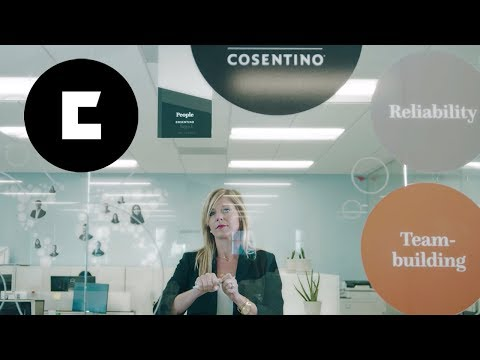 COSENTINO · 4K · Corporate · Inspiring - Trailer 1:00 min