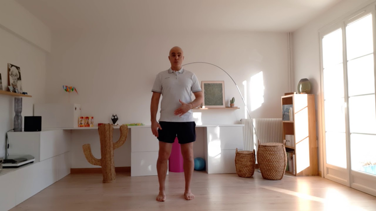Spécial confinement : Gym Pilates pour les personnes de Mézières