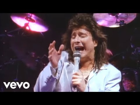 Journey - I'll Be Alright Without You