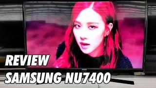 Review Samsung NU7400 - NU7405 Nueva Television 4K UHD HDR Smart TV 2018