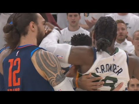 Jazz Go Up 3-1! Westbrook More Turnovers Than Asts! 2018 NBA Playoffs