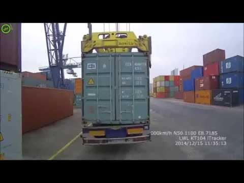 OMG Crane operator mistake in port- EpicDevils