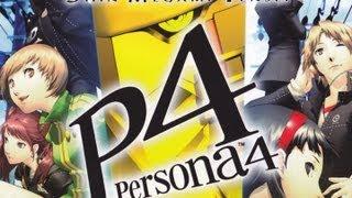 CGRundertow SHIN MEGAMI TENSEI: PERSONA 4 PRESENTATION for PlayStation 2 Video Game Review