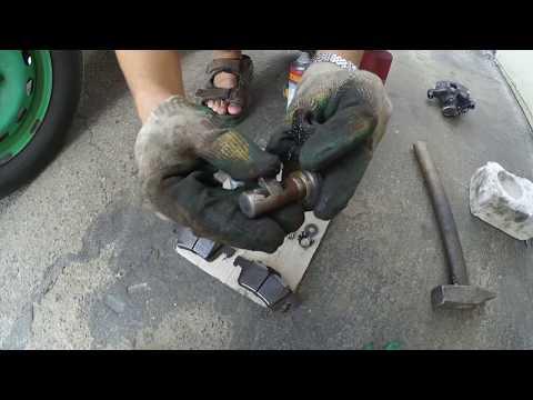 Суппорт задний форд фокус 2 ремонт своими руками
