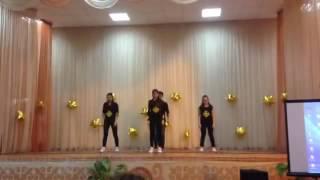 Танец. Песня-мен қазақпын!9б