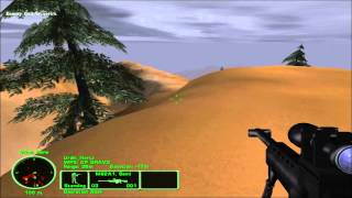 Delta Force Task Force Dagger Mission 2 Walkthrough: Operation Bear