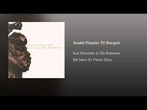 Andet Plaster Til Bergen