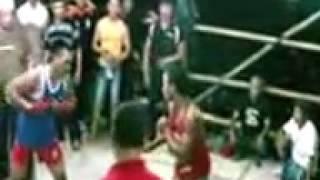 Pencak dor Terbaru || johny Hunter VS Mas Enting..siapa pemenangnya ,,,?