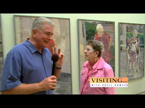 Visiting...With Huell Howser #1514 - LINT ART