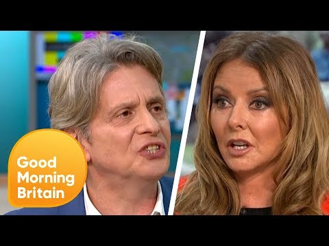 Is There a War on Masculinity? | Good Morning Britain