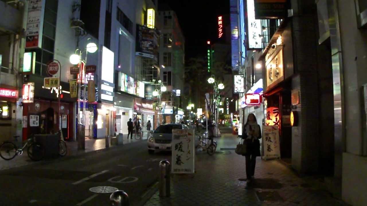 Walking thru busan redlight district eng subs 5