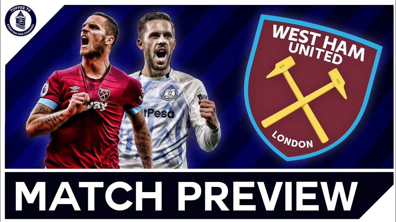 a887c8d3 West Ham United V Everton | Match Preview - YouTube