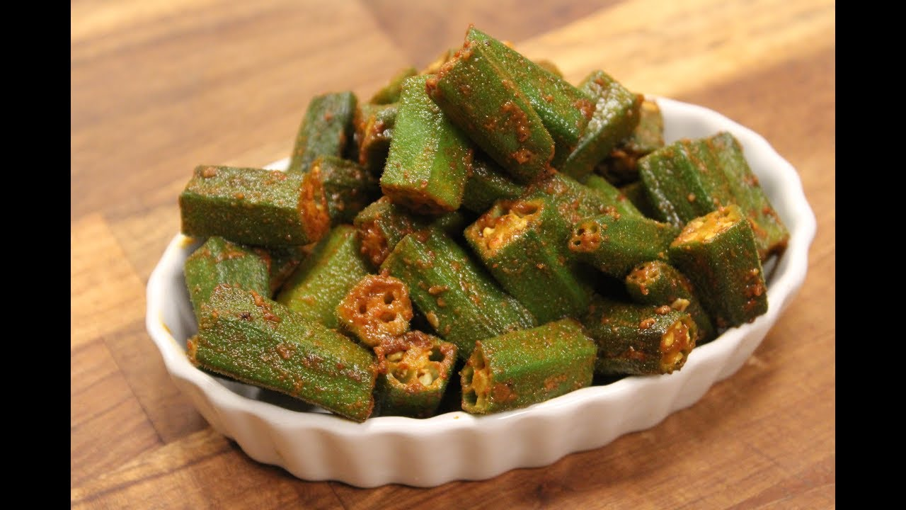 Quick bhindi sabzi indian vegetarian dishes sanjeev kapoor quick bhindi sabzi indian vegetarian dishes sanjeev kapoor khazana forumfinder Choice Image