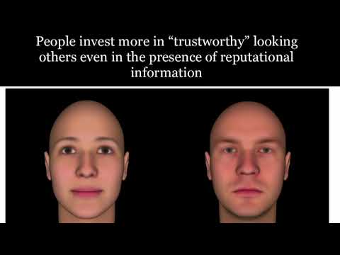 """""""Face Value: The Influence of First Impressions"""" Alexander Todorov, The Lying Conference"""