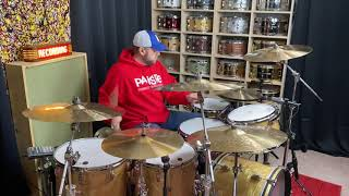 Rainy Day Improv-Jeff Brown-Shrug Sound Studio-Beier 1.5 Steel--4 x 15