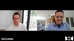 DAZ.online-Videointerview mit Steffen Kuhnert