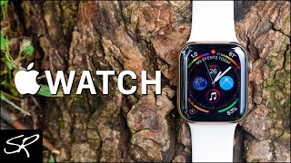 Gold Apple Watch Series 4 Unboxing & First Look: 44mm Stainless Steel!