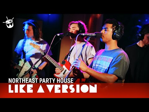 Northeast Party House - 'Calypso Beach' (live for Like A Version)