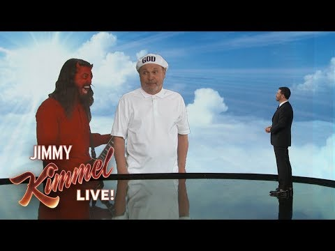 SHROOM - Dave Grohl Plays The Devil On Jimmy Kimmel Live [Video]