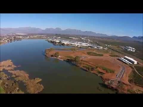 Worcester Dam, Western Cape, South Africa