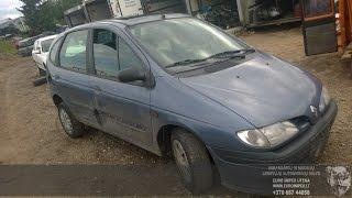 USED AUTO Parts Renault Scenic, 1996.01 - 1999.09 1.6 55kW K7M A2293 Euro Impex Utena