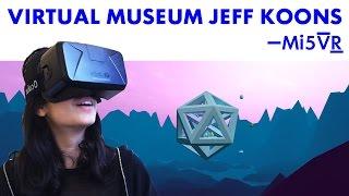 Mi5VR - Virtual Museum (Oculus Rift Experience)