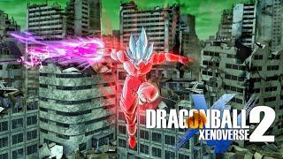 [vs] [pvp] DRAGONBALL XENOVERSE 2 (intouchable)