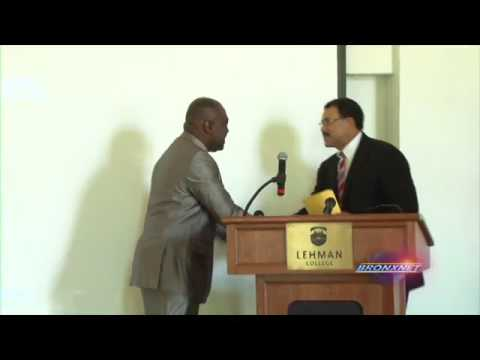 Mount Hope Housing Comapny's 8th Annual Legislative Breakfast Ceremony
